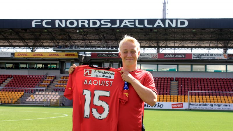Mads Aaquist klar for FCN